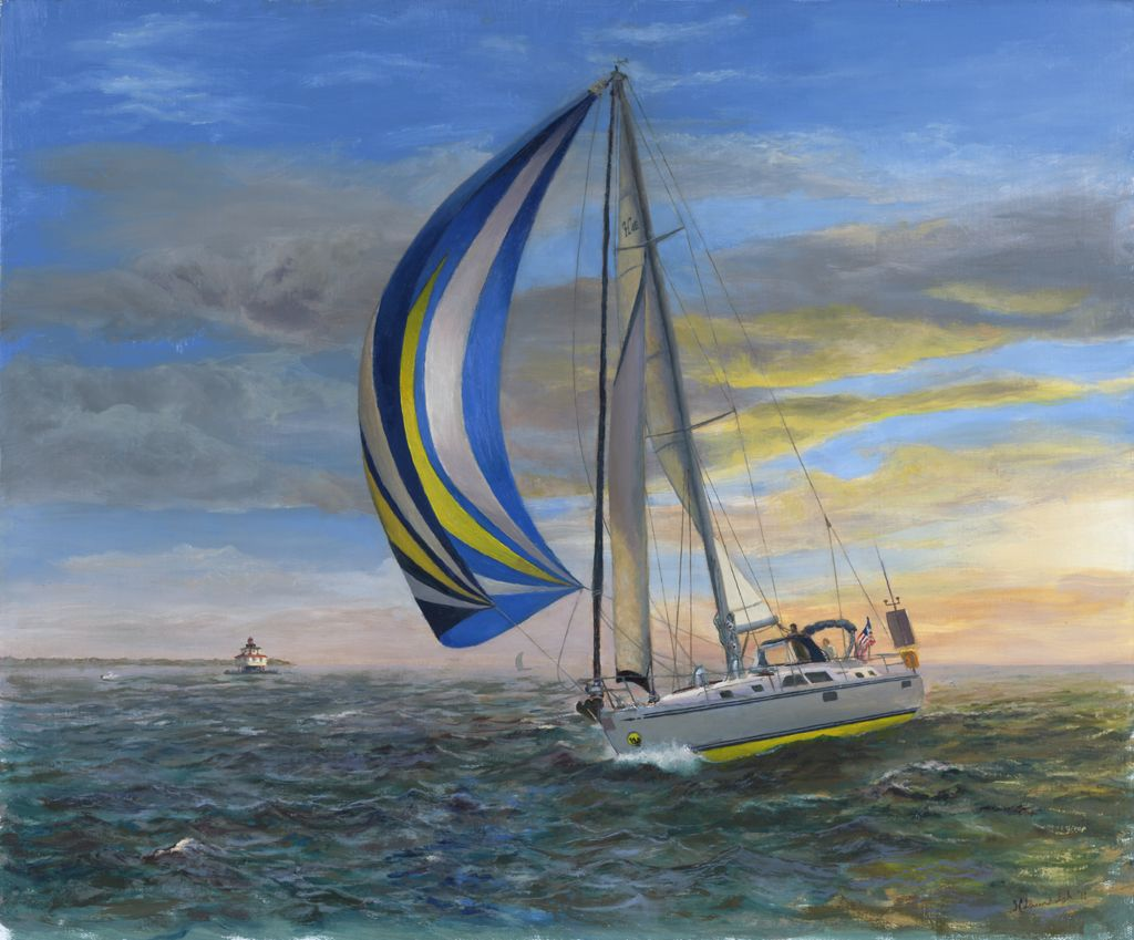 Chesapeake Hylas 46